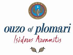 Logo of Ouzo of Plomari
