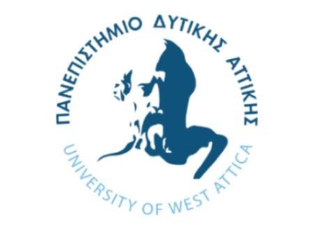 University of West Attica logo